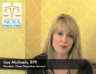 NCRA Ethics First Video